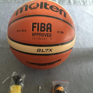 モルテン(molten)のmolten  バスケットボール 7号(バスケットボール)
