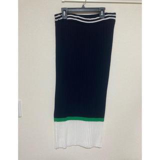 ラルフローレン(Ralph Lauren)のニットタイトスカート(ロングスカート)