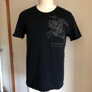 BURBERRY BLACK LABEL - バーバリーブラックレーベル半袖Tシャツ