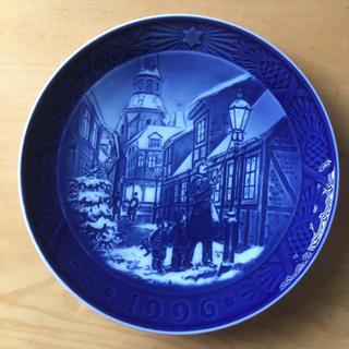 ロイヤルコペンハーゲン(ROYAL COPENHAGEN)の新品 1996年ロイヤルコペンハーゲン イヤープレート(食器)