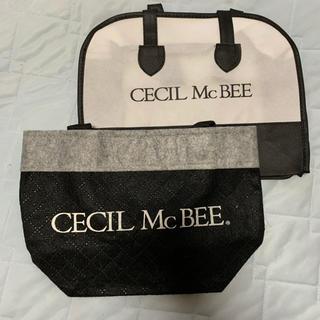 CECIL McBEE - セシルマクビーショップ袋