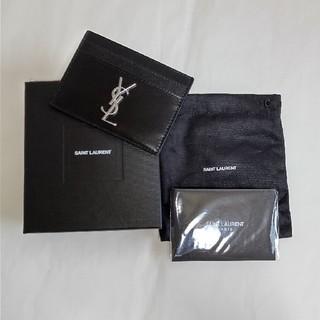 サンローラン(Saint Laurent)のSAINT LAURENT サンローラン カードケース(名刺入れ/定期入れ)