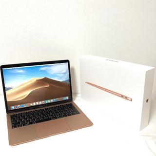マック(Mac (Apple))の美品 MacBook Air 13インチ 2019 MVFN2J/A (ノートPC)