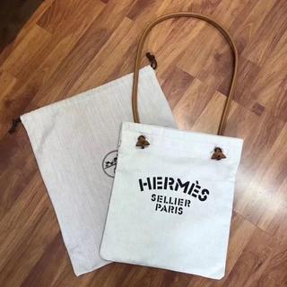 Hermes - トートバッグ HERMES エルメス アリーヌ ショルダー バッグ カンヌ