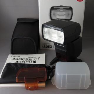 キヤノン(Canon)のキヤノン 430EXIII-RT(ストロボ/照明)