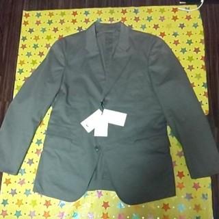 ユニクロ(UNIQLO)の新品UNIQLOコットンツイルジャケット(テーラードジャケット)