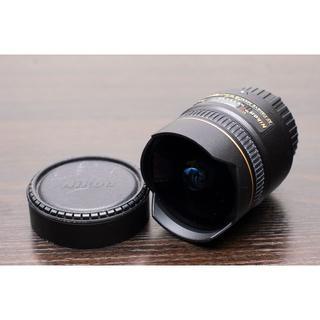 ニコン(Nikon)のNIKON Fisheye-Nikkor 10.5mm f2.8 短焦点 魚眼(レンズ(単焦点))