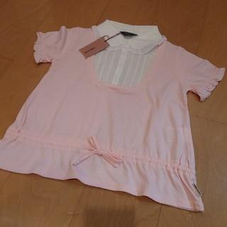 コムサイズム(COMME CA ISM)のコムサイズムカットソー110(Tシャツ/カットソー)