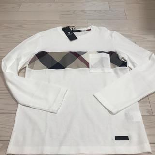 ブラックレーベルクレストブリッジ(BLACK LABEL CRESTBRIDGE)の新品 ブラック レーベル クレストブリッジ 長袖(Tシャツ/カットソー(七分/長袖))