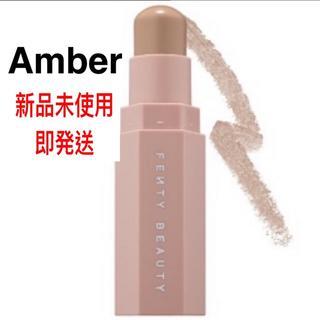 セフォラ(Sephora)のfenty beauty フェンティビューティ ステックコントォア Amber(フェイスカラー)