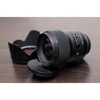 SIGMA - シグマ 35mm F1.4 DG HSM SIGMA ART アート 短焦点