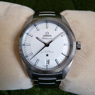 オメガ(OMEGA)の【値引不可】オメガ コンステレーション グローブマスター(腕時計(アナログ))