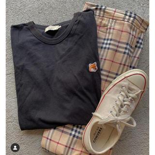 メゾンキツネ(MAISON KITSUNE')のmaison kitsune Tシャツ(Tシャツ/カットソー(半袖/袖なし))