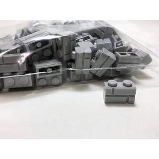 Lego - 【新品未使用】レゴ LEGO ブロック レンガ グレー 1×2 100個