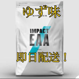 マイプロテイン(MYPROTEIN)のマイプロテイン EAA ゆず味 500g(アミノ酸)