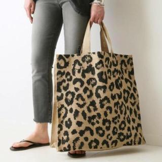DEUXIEME CLASSE - DeuxiemeClasse MAISON BENGAL Leopard BAG