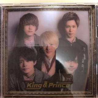 King & Prince(初回限定盤B)(ポップス/ロック(邦楽))