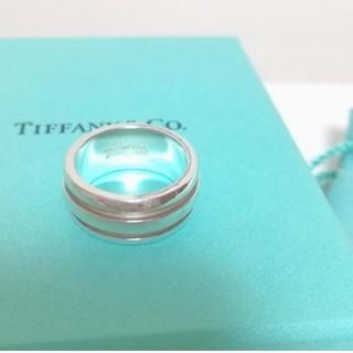 Tiffany & Co. - Tiffany&Co. 【美品!!】 アトラス  リング