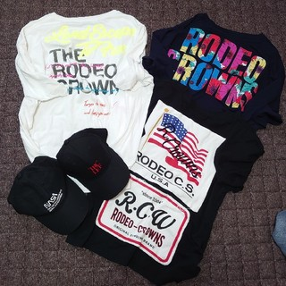 RODEO CROWNS WIDE BOWL - RODEO CROWNS Tシャツ キャップ