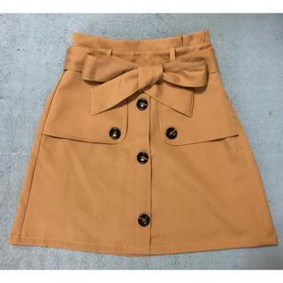 イングファースト(INGNI First)の女の子140スカート(美品)(スカート)