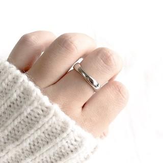 トゥデイフル(TODAYFUL)の【silver925】ツイスト ウェーブ シルバーリング フリー指輪(リング(指輪))