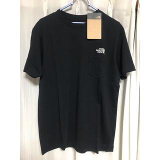 THE NORTH FACE - THE NORTH FACE ポケット付tシャツ Mサイズ