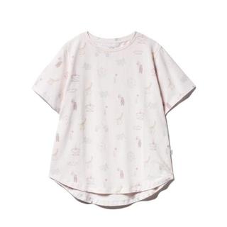 gelato pique - ジェラート ピケ  ピケランドTシャツ  PWCT204255