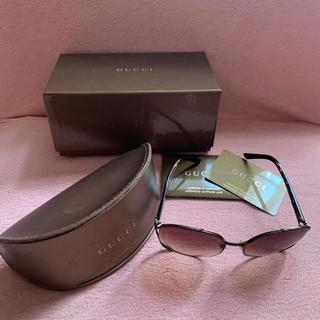 グッチ(Gucci)のグッチ GUCCI サングラス 眼鏡 正規品 (サングラス/メガネ)