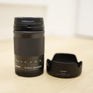 キヤノン(Canon)の極美品 キヤノン EF-M18-150mm F3.5-6.3 IS STM(レンズ(ズーム))
