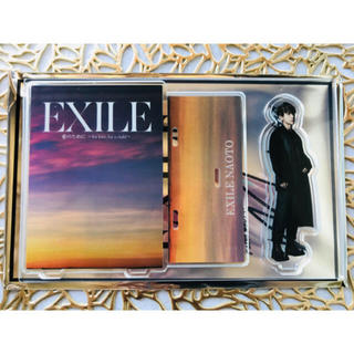 エグザイル(EXILE)のNAOTO アクリルスタンド(ミュージシャン)