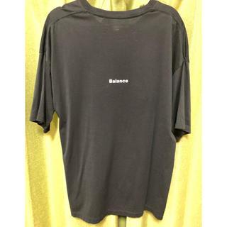 ヤエカ(YAECA)のTICCA/BalanceTシャツ(Tシャツ(半袖/袖なし))