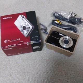 カシオ(CASIO)のCASIO デジタルカメラ(コンパクトデジタルカメラ)