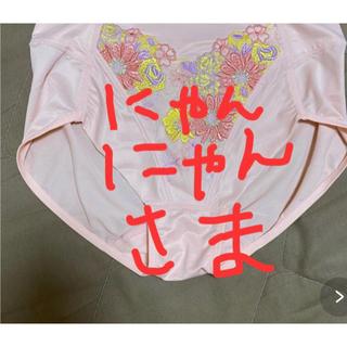 マルコ(MARUKO)のにゃんにゃんこ様専用 マルコ ショーツ L モンマリエ 新品 MARUKO(ショーツ)
