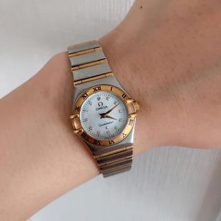 オメガ(OMEGA)の【オメガ】コンステレーション レディース(腕時計)