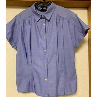 Discoat - ✳️美品✳️  Discoat  半袖シャツ ブラウス  Lサイズ