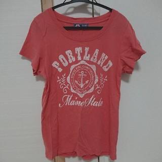 ビームス(BEAMS)のBEAMS ピンク Tシャツ(Tシャツ(半袖/袖なし))
