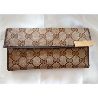 Gucci - ❤今週のラッキー品❣️GUCCI グッチ 長財布❣️