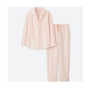 UNIQLO - コットンパイピングパジャマ