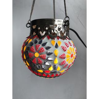 マライカ(MALAIKA)のマライカ 吊るしランプ モザイクガラス(天井照明)