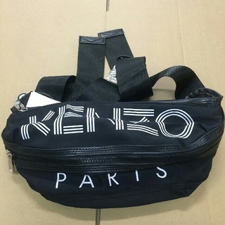 KENZO - 新品 新作 ケンゾー KENZO ボディバッグ ブラック