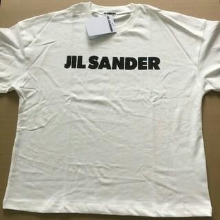 ジルサンダー(Jil Sander)の大人気★JIL SANDER 20ss ゆったりタイプ Tシャツ(Tシャツ/カットソー(半袖/袖なし))