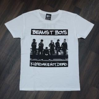 ビームス(BEAMS)の氣志團 BEAMS T コラボTシャツ XS(Tシャツ/カットソー(半袖/袖なし))