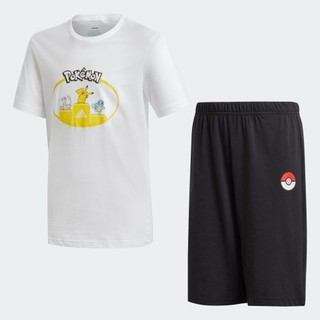 アディダス(adidas)の【値下げ♪】adidas☆ポケモンPokémon☆セットアップ160(パジャマ)