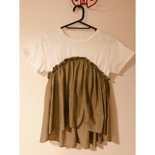 ビームス(BEAMS)のトップス(Tシャツ(半袖/袖なし))