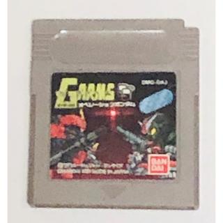 ゲームボーイ(ゲームボーイ)のGB オペレーションガンダム(携帯用ゲームソフト)