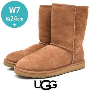 UGG - アグ ムートンブーツ W7(約24cm)