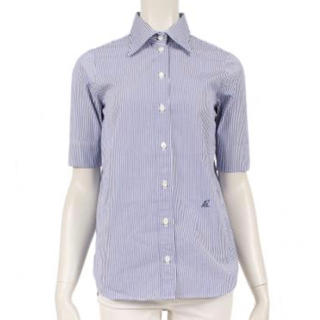 マディソンブルー(MADISONBLUE)のマディソンブルー  HIGH COLLAR マダムシャツ(シャツ/ブラウス(半袖/袖なし))