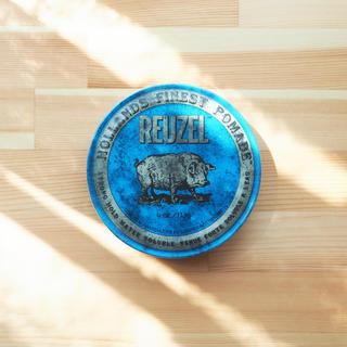 reuzel 新品未開封 1つ ルーゾー 113g ポマード (ヘアワックス/ヘアクリーム)