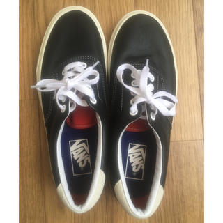 ヴァンズ(VANS)のVANS スニーカー 25cm 未使用 OFF THE WALL 黒(スニーカー)