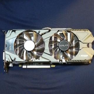 ギャラクシー(Galaxy)のGALAX Geforce GTX 970 Black EXOC(PCパーツ)